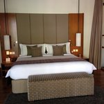 Bedrooms were well apportioned and luxurious.....Villa Dewi Sri, Dea Villas, Canggu, Bali.