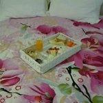 Πρωινό στο δωμάτιο