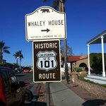 Whaley House Frontage
