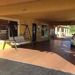 American Inn Punta Gorda Entrance