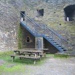 развалины замка
