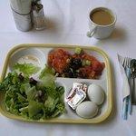 Завтрак, шведский стол
