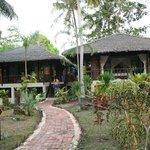 Our villa at Koh Jum