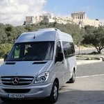 Athens Minivan Day Tours