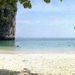 Koh Hong Island.