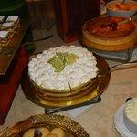 Dessert at DInner.