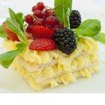 Best italian food - Garden Restaurant Gallia Hotel