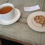 Tea & Tea Biscuit