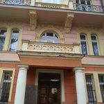 Bilder von der Fassade