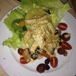 Салат куриный. Обалденно вкусный