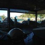The porch. Amazing.