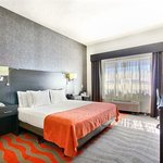 Busniess King Suite Holiday Inn Express and Suites Meridian Idaho