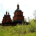 Казацкая Церковь Покровы Пресвятой Богородицы