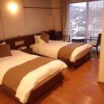 和洋室のベッドルームです。