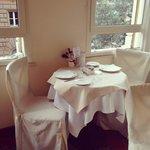 La sala colazione ❤️