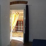 camera appartamento La Loggia