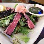 Seared Tuna Appetizer