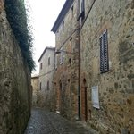 Quaint town of Sant'angelo di Colle