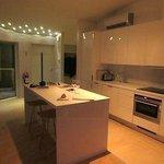 Kitchen of our villa