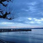 Stunning view of Lake Konstanz