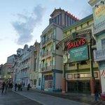 Casino's facade