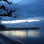 Beautiful Lake Konstanz - 50 paces from the Restaurant