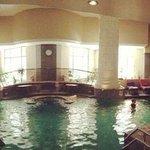 Myoka indoor pool