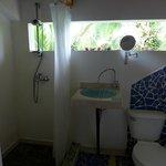 Private bathroom (Room #5)