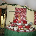 Лучший Рождественский стол в Стокгольме