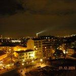 """Ce que vous voyez si vous la nuit avez une chambre """"avec vue"""" (la Tour Eiffel, Montparnasse...)"""