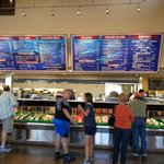 Point Loma Seafoods, Market