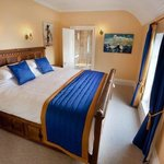 C S Lewis Suite with magnificent sea views