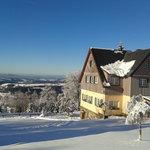beatiful winter view