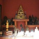 Shrine to share.
