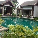 Zimmer mit shared pool