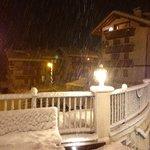 Nevicata di Natale