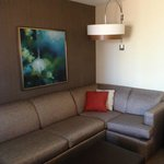 Couch area in the room