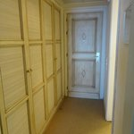 Anteroom and the door
