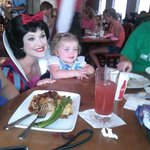 snow white and Maddy!