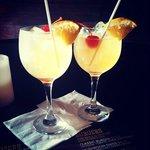 Passion Fruit Sangria