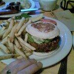 a very good burger