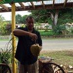 me coconut friend