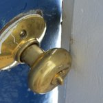 door is hard to open, since the doorknob is too near the door frame. Just one example of  bad co