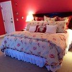 Primrose Suite bed.