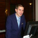 Front Desk Manager: Felix Mendigutia