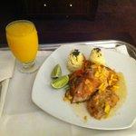 Comida - Room Service