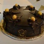 Yummy Hazelnut Chocolate cake