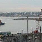 Vista al puerto