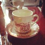Cute tea cups.