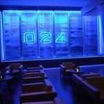 The O24 bar ... postcode envy!